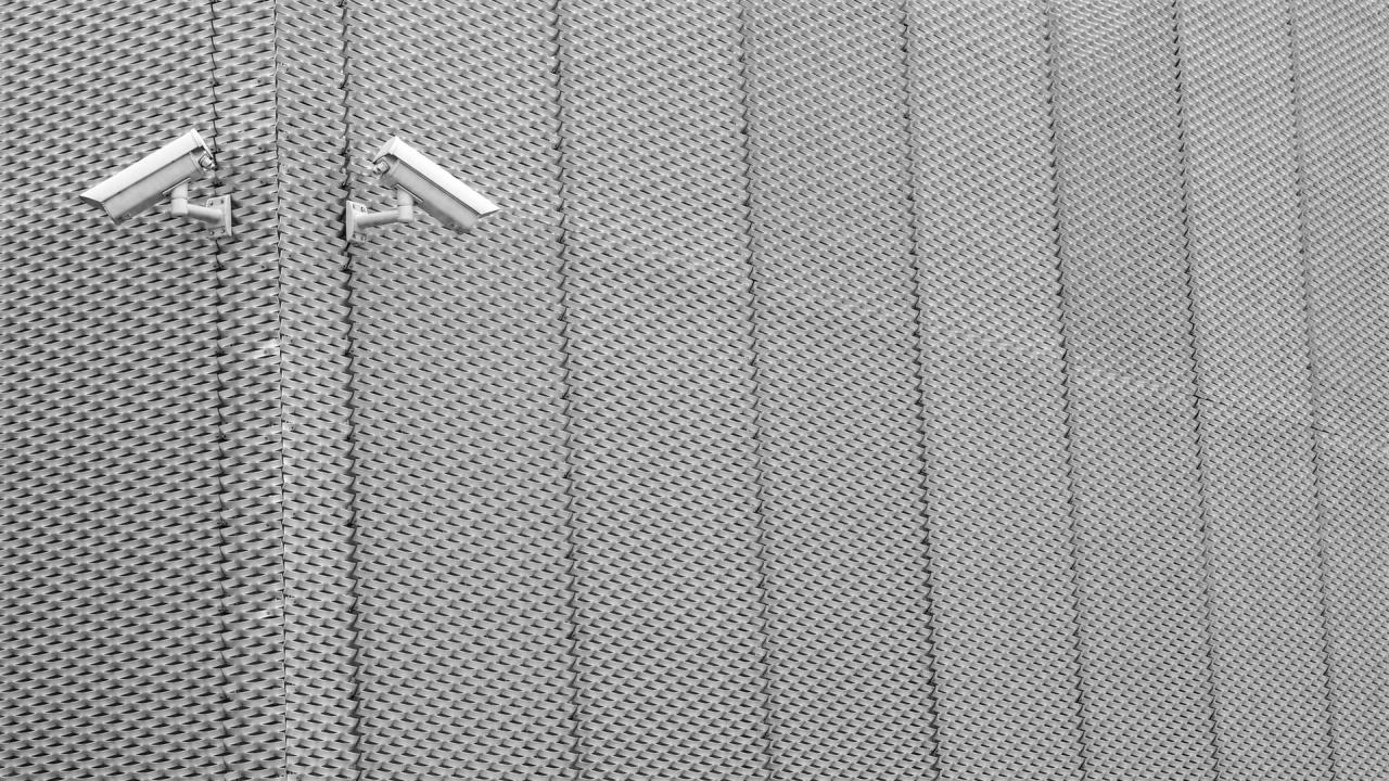 aluminum architecture camera