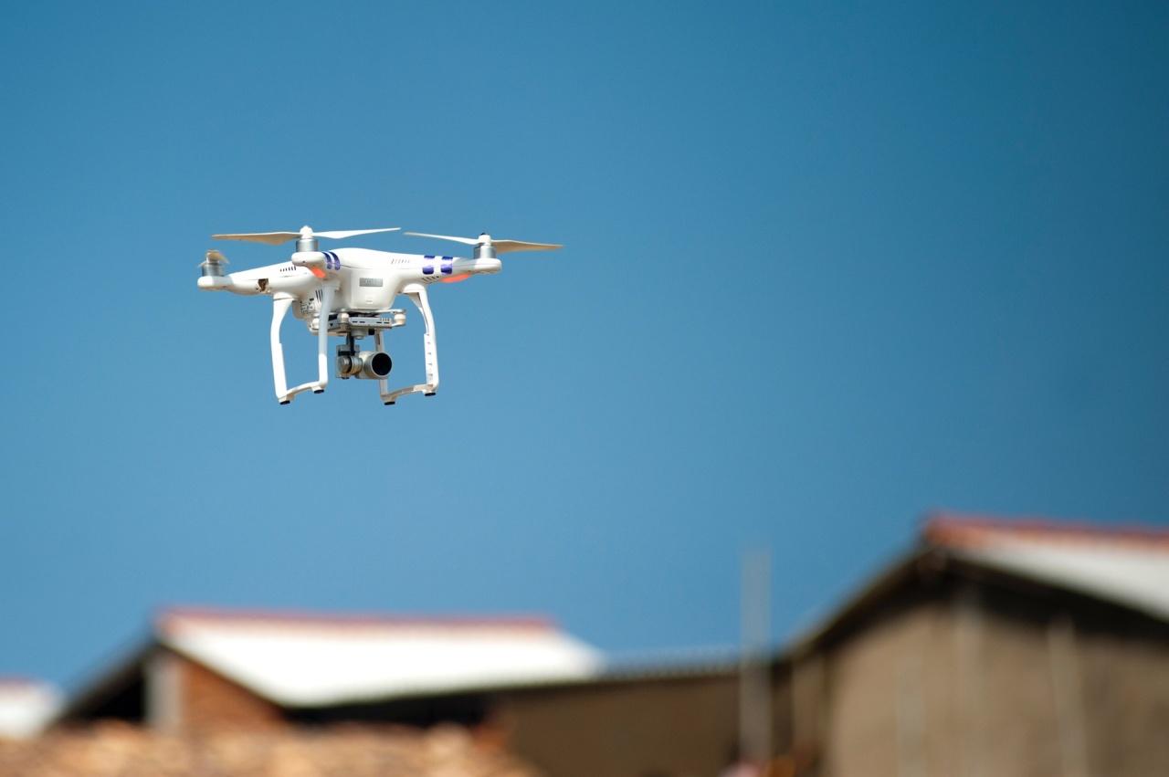 drone videosorveglianza