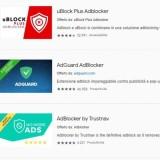 Adblocker falsi sul Chrome Web Store, attenzione alle imitazioni