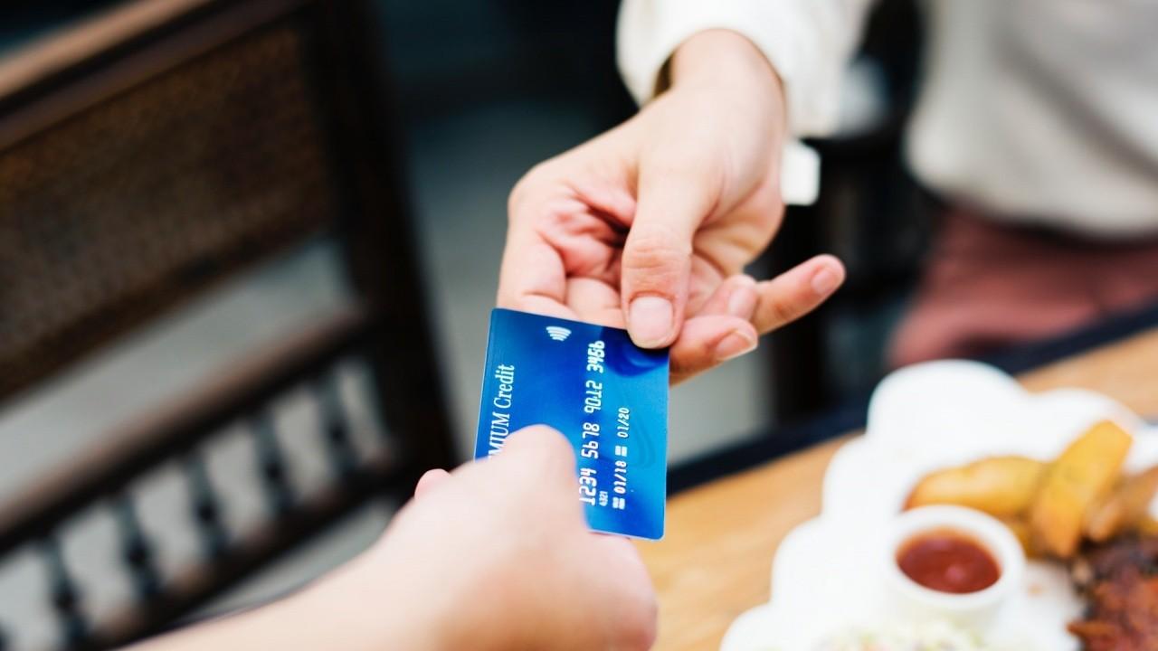 banking card credit card