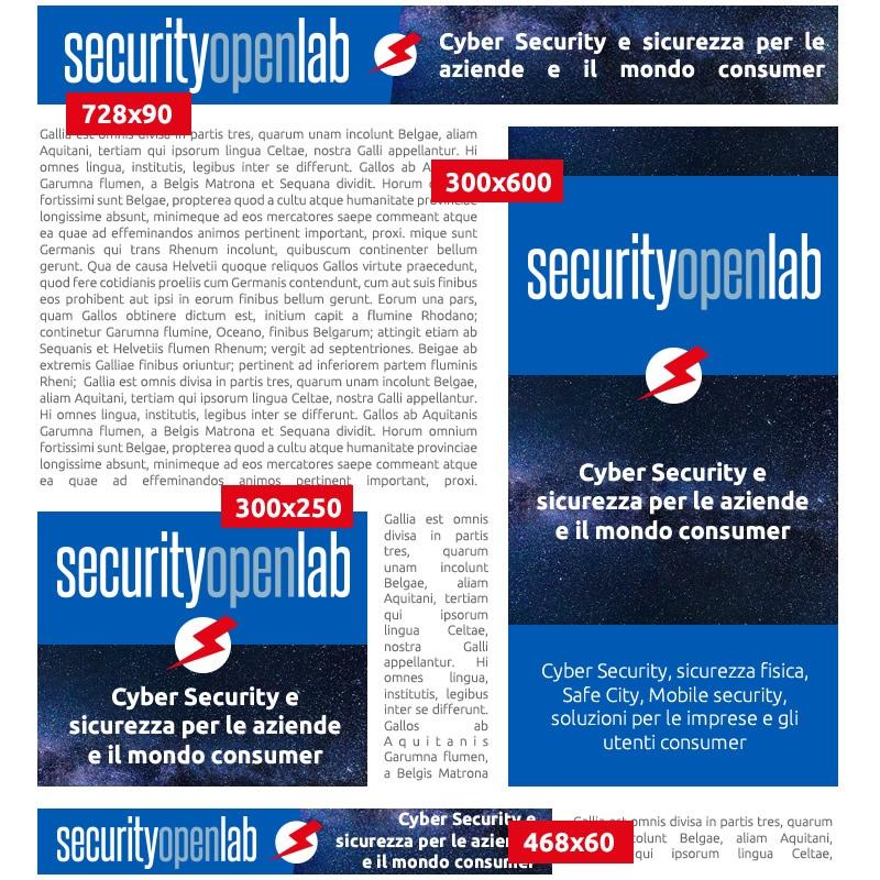 pubblicita su securityopenlab