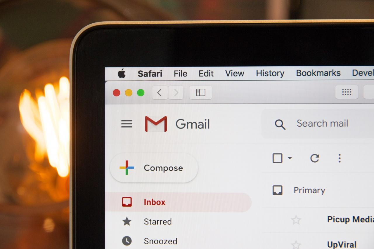 web hosting email unsplash