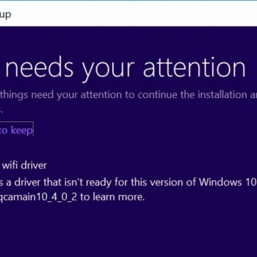 Windows 10: update bloccato se non si aggiorna l'antivirus