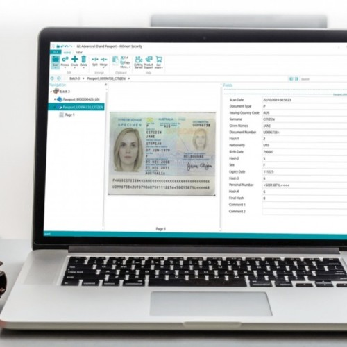 IRISmart Security, estrarre in sicurezza i dati da passaporti e carte d'identità