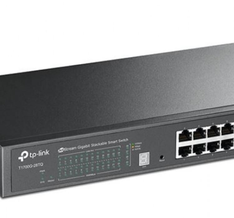 TP-Link punta sugli switch e le soluzioni per Service Provider