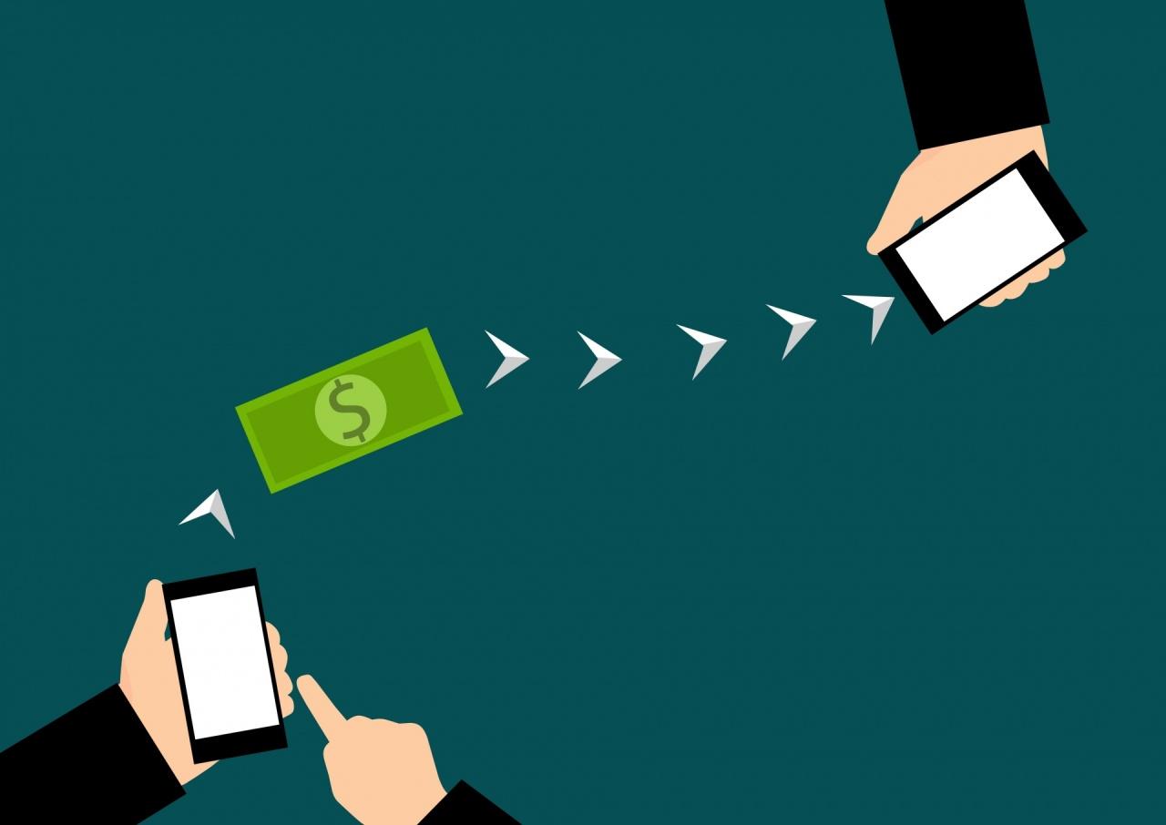 money transfer mobile banking bu