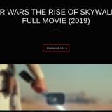The Rise of Skywalker, occhio ai malware a tema Star Wars