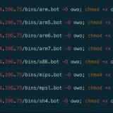 Botnet Mirai prende di mira firewall VPN e NAS Zxyel