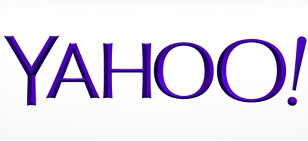 yahoo nuovo logo
