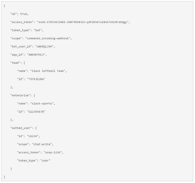 codice webhook app