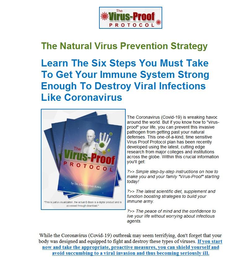 coronavirus messaggi falsi 2