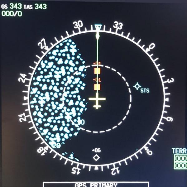muro di aerei