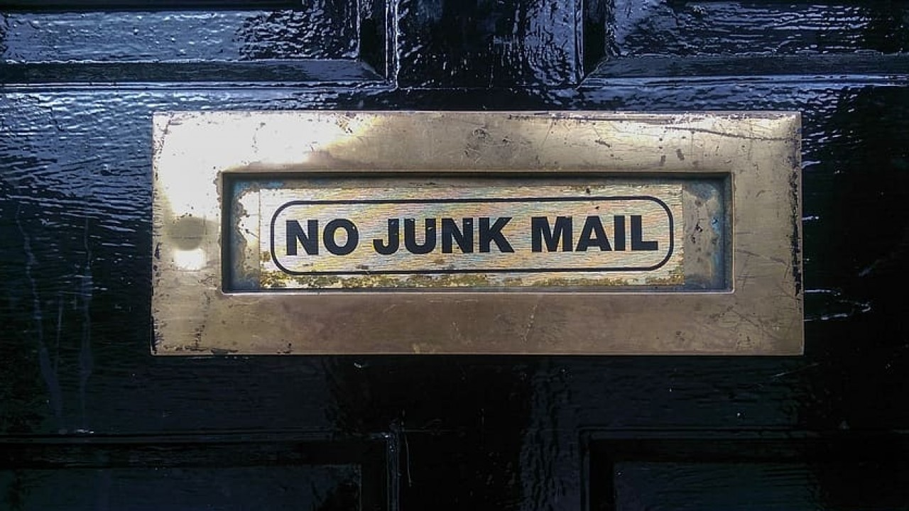 spam mail email mailbox