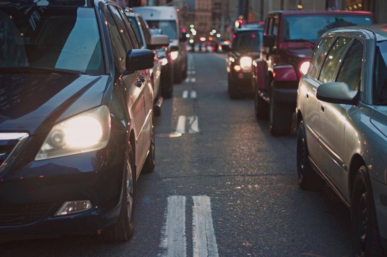 traffico strada