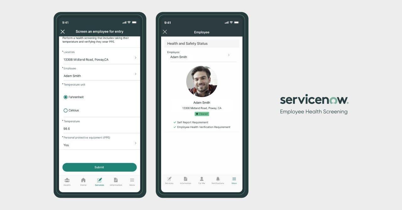 contact tracing app di servicenow 2 jpeg