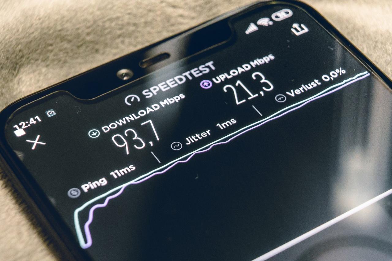wi fi speedtest